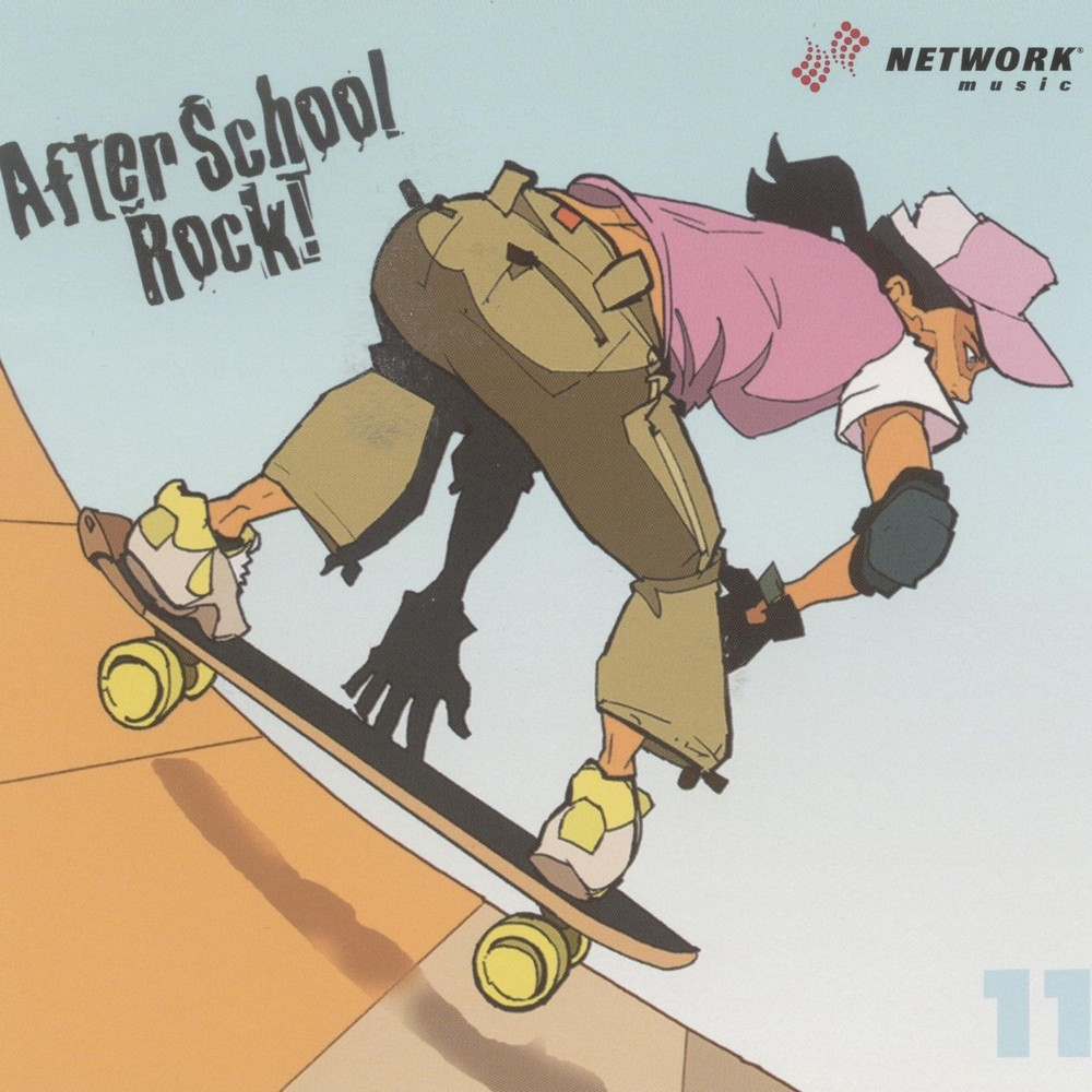 Pay For Rock After School: Network Music 11: After School Rock! (Up Tempo) (1981